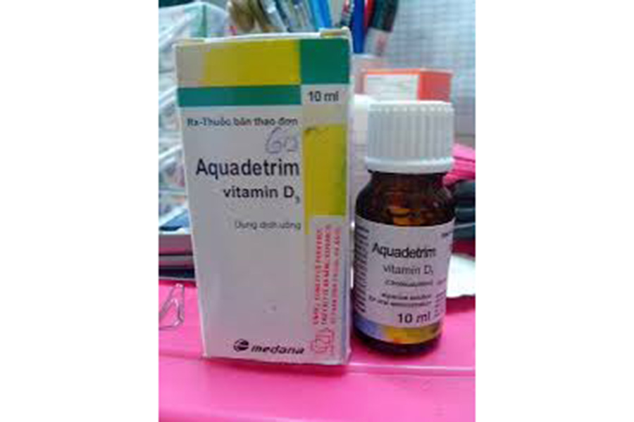 Aquadetrim (Vitamin D3)