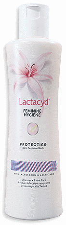 Lactacyd confidence