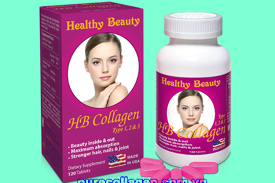 HB Collagen Type 1, 2 và 3