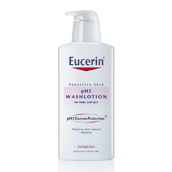 Eucerin pH5 washlotion for body and face [C/250ml]
