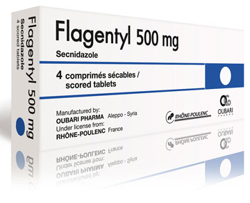 flagentyl 500mg