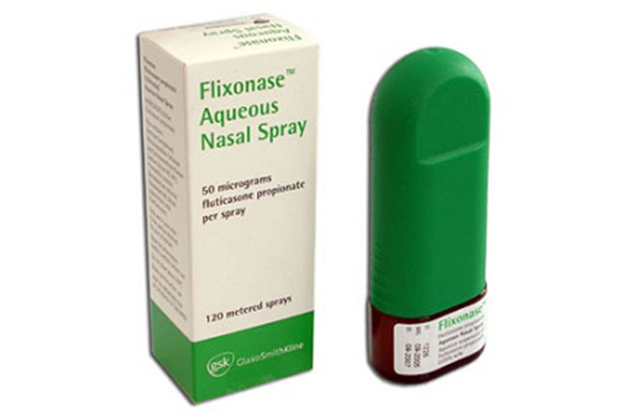 Flixonase aqueous nasal spray